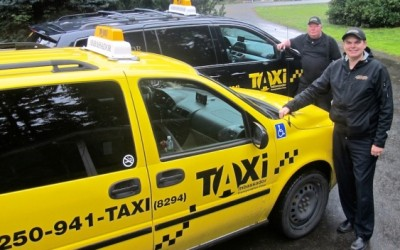 Now there's a choice of taxi services in Valley