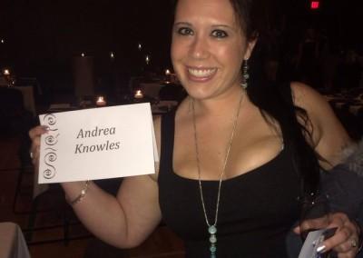 Andrea Knowles – Testimonial