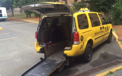 Accessible Taxi